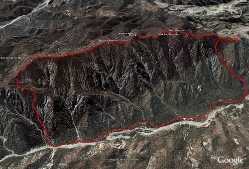 yucaipa ridge google image