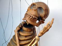 Skeleton Marionette - www.tonysinnett.co.uk