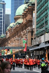 From the parade (Einat Zobel) Tags: christmas sydney qvb sydneychristmasparade