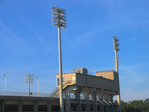 Tad Gormley Stadium - City Park - New Orleans, LA - November 28, 2007