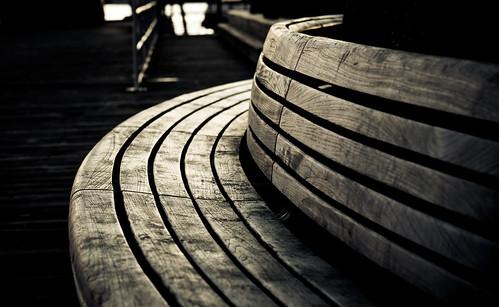 Wooden I