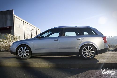 Audi A4 S Line. Audi A4 Avant 1.9 TDI 130 CV S