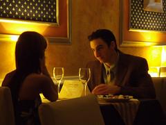 Cena Romantica (liss_mcbovzla) Tags: luz pareja cena copas romantica