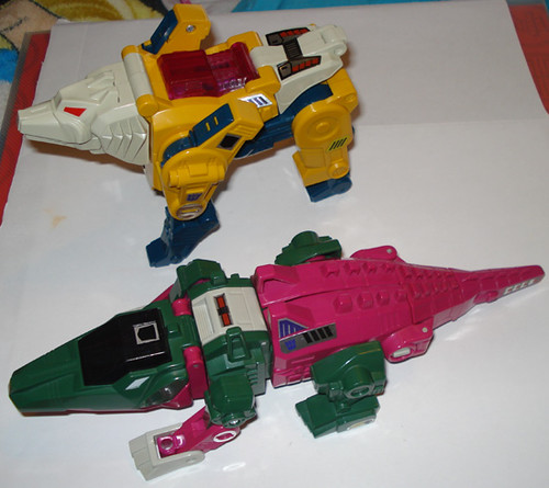 Transformers animals 1986