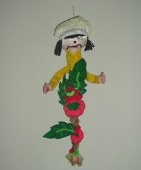 Cocinerito chino (Anita Lunaparche) Tags: handmade cuba patchwork anita telas manualidades textil parche tapiz tejidos labores hechoamano puntadas lunaparche