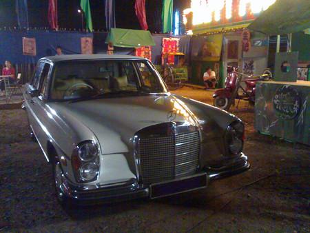 70s Mercedes Benz Auto