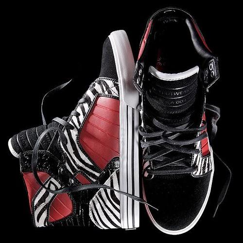 SUPRA Comakazi & NS Trinity sneakers
