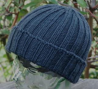 Knitting Pattern For Seaman s Scarf : Ravelry: Mark s Butch, Macho Roll-Brim Seaman s Watch Cap pattern by Mark Thr...