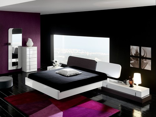 New Minimalist Bedroom Design