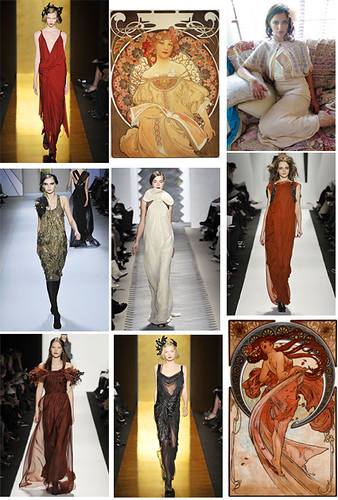 tuesday trends: everything old is nouveau again