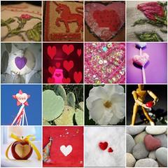Valentine's Day Mosaic