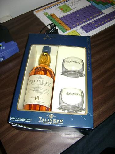 Talisker Gift Set