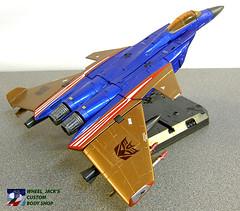 MP_DIRGE_8256 (Wheel_Jack) Tags: cone head jets jet transformers mp seeker conehead masterpiece transform decepticon decepticons dirge skywarp thundercracker