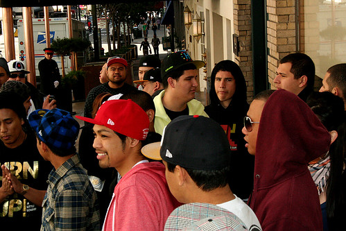 The Hundreds Grand Opening