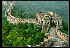 CHINE La grande muraille (cumin12) Tags: china travel mountain wall grande asia great beijing greatwall mutianyu chine muraille greatwallofchina pekin superbmasterpiece earthasia