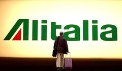 Alitalia (rogimmi) Tags: logo italia milano viaggio alitalia valigia viaggiatore passeggero compagniaaerea