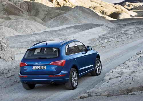 Audi Q5 Photo Gallery