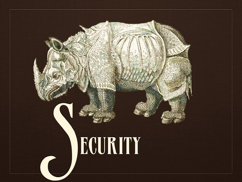 Security rhino