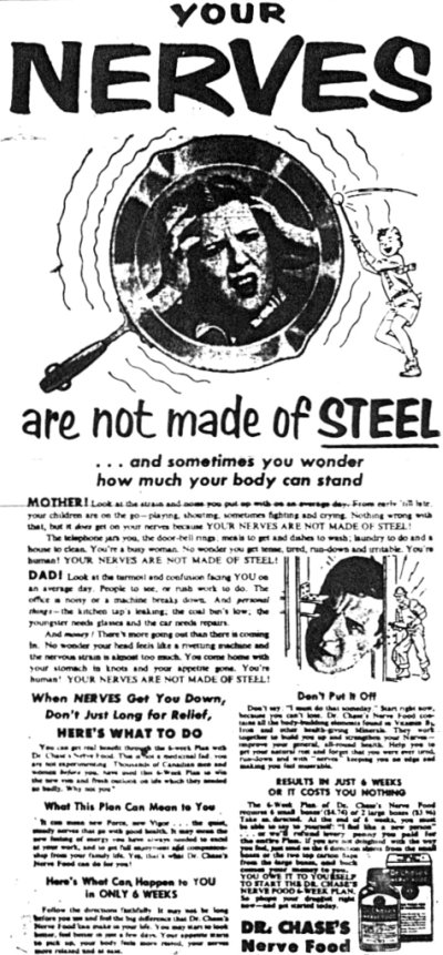 IMG_0006 Winnipeg Tribune 1953 Nerves of Steel