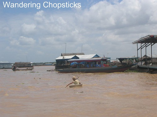 Chong Kneas Floating Village 8
