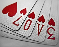 20/365- All You Need Is LOVE (Four Symbols) Tags: red 3 love me del hearts cards one cool rojo heart cuori rosso cuore amore dis flickrsoupforthesoul playingcards thebeatles deckofcards allyouneedislove fsftsblog love cardfan shayy cg0068