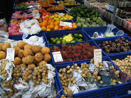 Salcedo Market - Fruits