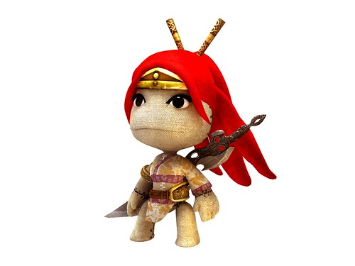 LBP - Heavenly Sword Render