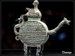 Tetera (Tartarugo) Tags: pentax tartarugo k5 iis salidas 2017 exposicion guerreros xian vigo galicia españa spain tinglado del puerto miercoles tuesday invierno winter febero february china terracotta warrior