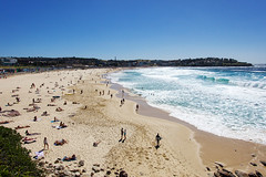 Road Tripping Australia 14 (travelationship) Tags: australia travel travelationship travelphotography bondibeach sydney beach ocean