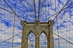 Brooklyn Bridge (Strykapose) Tags: nyc canon polarizer 1022mm efs1022mm 50d canon50d strykapose