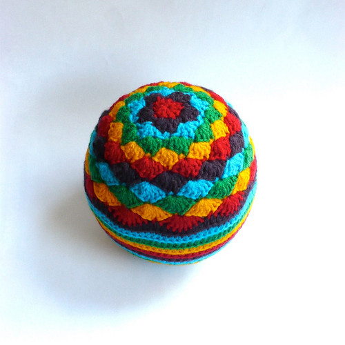 Rainbow Ball by Shara