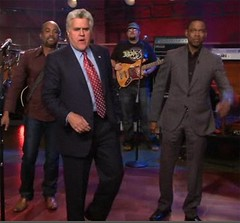 Thanks to John for the support on Jay Leno - Darius Rucker