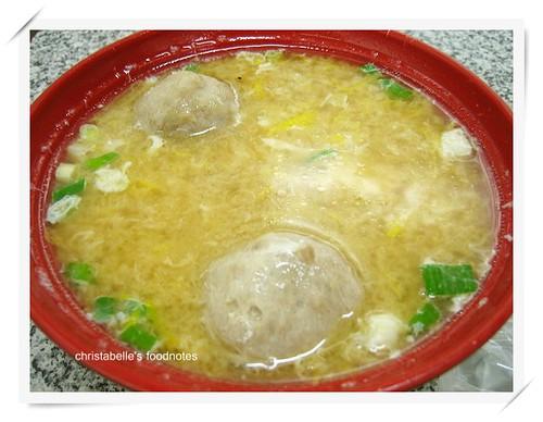 我家涼麵綜合湯