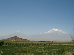 Mt. Ararat (r-men) Tags: noah armenia ararat greatflood khorvirap masisarmenia