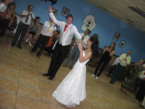 Erik and Marga get funky