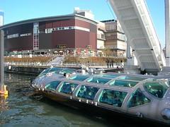 Himiko (Tokyo Cruise) (, ) (jetalone) Tags: ship himiko toyosu lalaporttoyosu tokyocruise