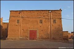 AitBenHaddou (Mark Sekuur) Tags: vakantie unesco morocco huis klei marokko filmset jamesbond aitbenhaddou werelderfgoed