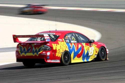 WOW V8 racing