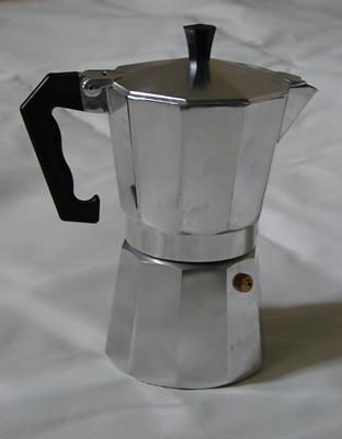 Brand & Type: Moka Express Stove Top Coffee Maker, Generic moka_express