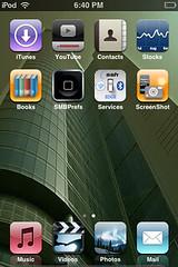iPod Touch Screenshot