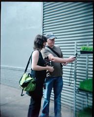 (anniebee) Tags: newyorkcity holga bob ali flowerdistrict 120mmfilm notraces supercapacity babytraces
