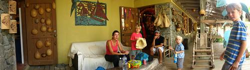 Aragorn's studio, Trellis Bay, The British Virgin Islands