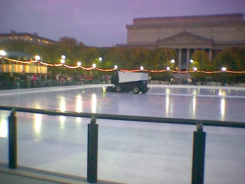 The D.C Ice Rink is Now Open by cherbert.