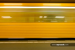 Subway train blur motion yellow (wprasek) Tags: travel motion blur color colour berlin yellow speed train germany underground subway de gold golden saturated colorful carriage dynamic bright decay grunge transport fast move dirty retro ugly colourful rough rapid berlinbrandenburg deepyellow preciousmetal top20yellow folioabstract warrenprasek xoodu wprasek wwwxooducom wwwwprasekcom