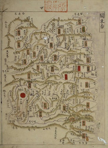 1737 ~ 1776 - Gwangyeodo - Gwandongdo Full