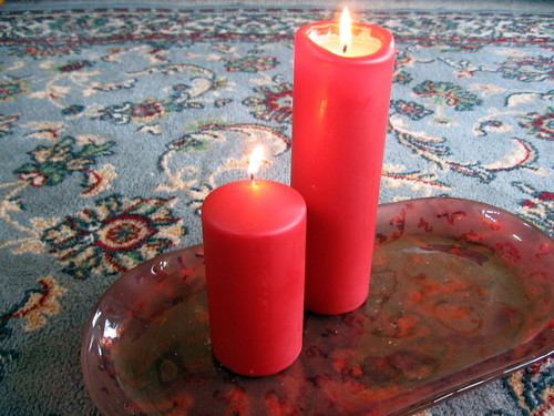 2nd advent candle