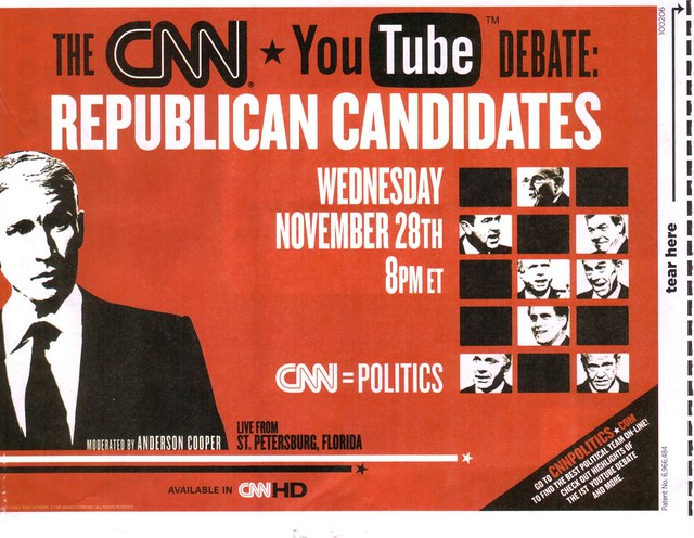 cnn_debate | Flickr - Photo Sharing!