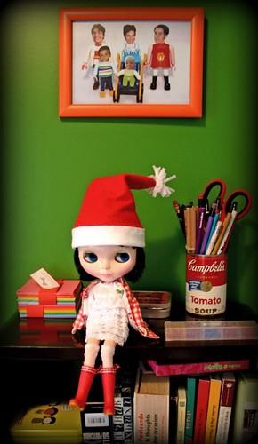 We wish you a Merry Christmas! by asleeponasunbeam.