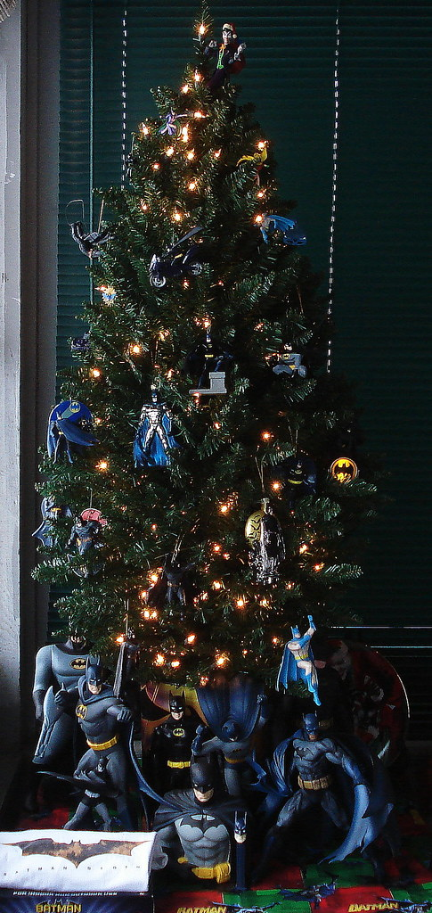 """Batman Tree""..."
