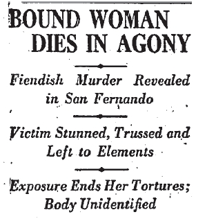 boundwoman
